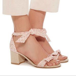e991adc72e9 Alexandre Birman Shoes - Alexandre Birman Clarita Floral Canvas Sandals